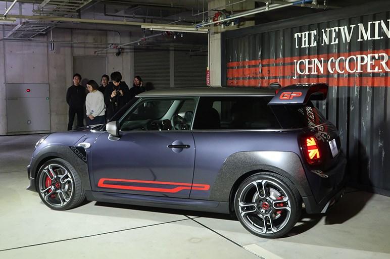 ミニ最強のスーパーマシン「GP」が7年ぶりに発売。日本枠の240台は売り切れ必至か