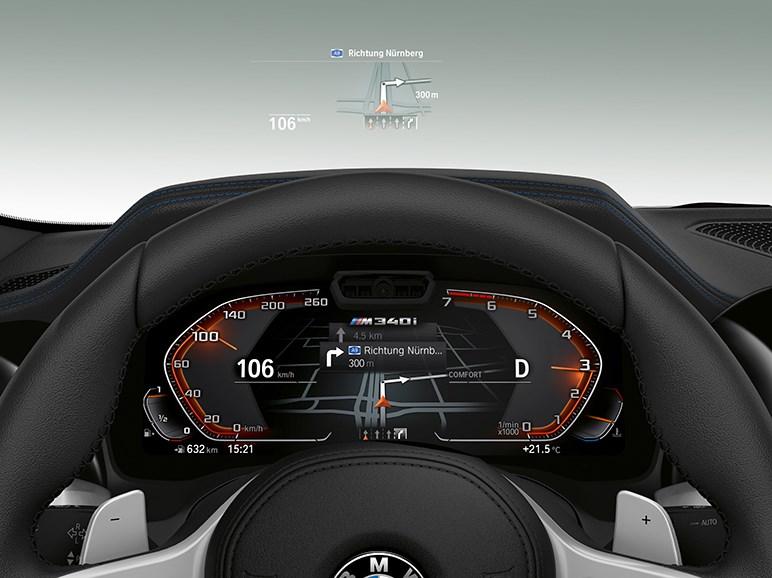 BMW、LAショーで3シリーズの高性能版M340i xDriveを初披露