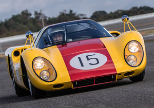 大メーカーに挑んだ名車!!!  50年ぶりに蘇ったダイハツのレーシングカーP5