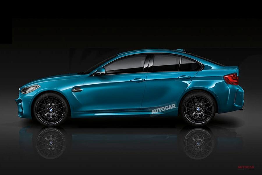 BMW M2グランクーペ、2019年後半登場 最高出力/サイズ予想 PHEVも?