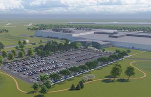 GM、次世代EV用バッテリー工場をLG化学との合弁事業で建設開始。ハマー EVにも搭載予定