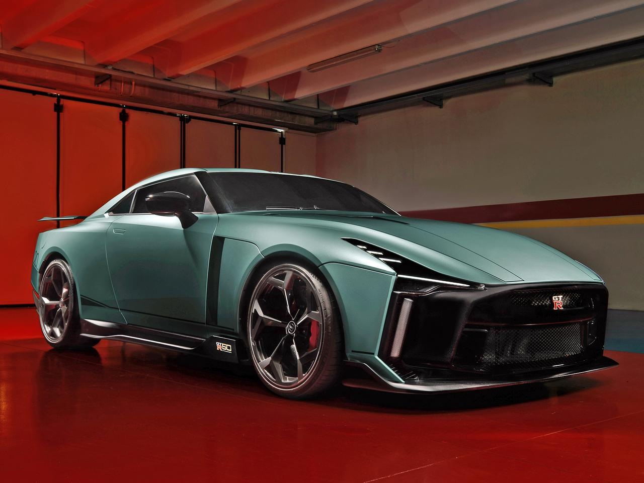 世界限定50台のスーパーGT-R「日産 GT-R50 by イタルデザイン」がいよいよ生産を開始!