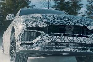 ランボルギーニの新型SUV・ウルスのティザー動画が公開される