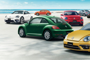 精悍さを増した新型The Beetleが登場