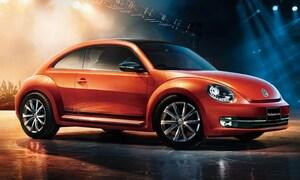 VW「「The Beetle」にオレンジと人気装備を採用した特別限定車登場