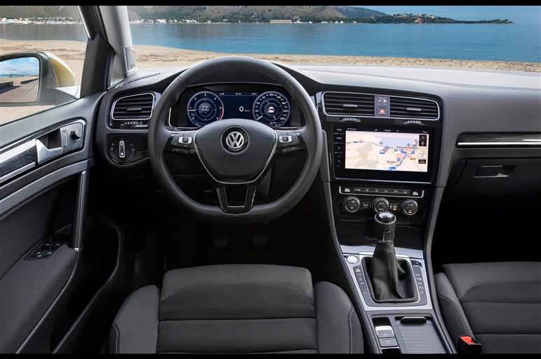 MC版VWゴルフに試乗。衰えない内燃機関への情熱を証明した新エンジン