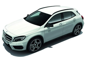 メルセデス・ベンツ SUVの「GLA180 Sports」に上質さと安心をプラスした特別な220台