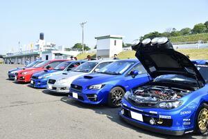ハイパーミーティング in SUGOで出会った熱きスバル車オーナーのこだわりをご紹介~その1~