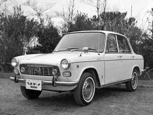 【昭和の名車 121】ダイハツはコンパーノ ベルリーナで乗用車市場への本格参入を目指した