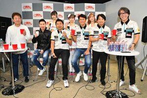 スーパーGT:GOODSMILE RACING & Team UKYOが20年体制発表。谷口&片岡コンビ継続、メルセデス新車を投入