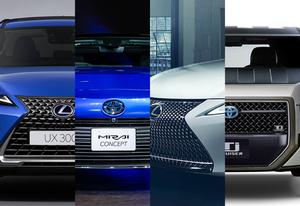 【Tj、新型MIRAIと大物目白押し】 トヨタ/レクサス 2020年期待の新車ざくざく 4選