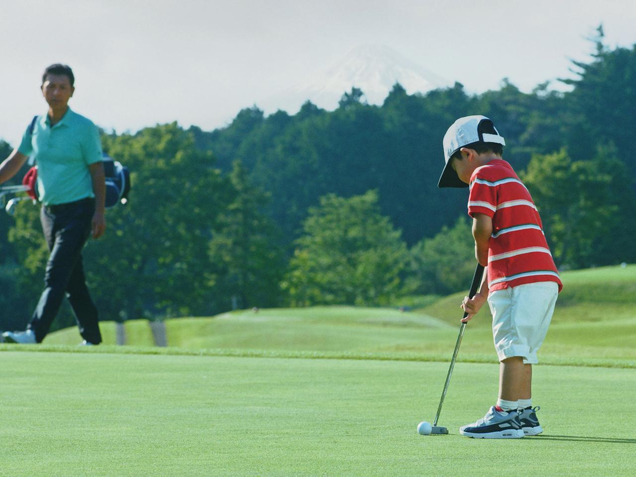 天才ゴルフキッズが見せたパッティング3本目の衝撃。日産が「プロパイロット2.0」の技術を応用