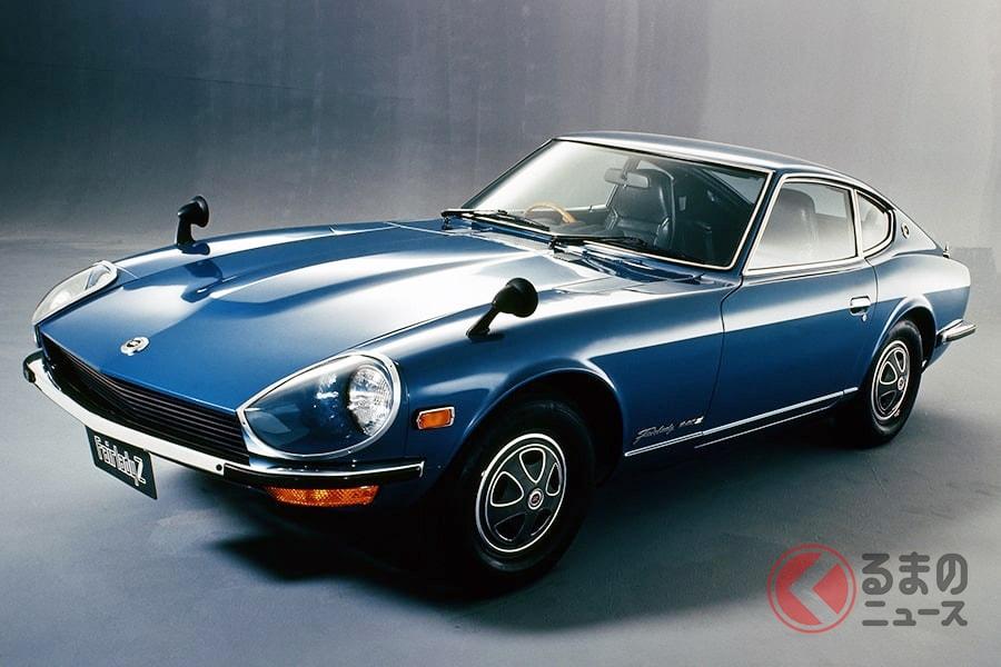 日産「フェアレディZ」初代モデルvs最新モデル アメリカを席巻した日本のスポーツカー
