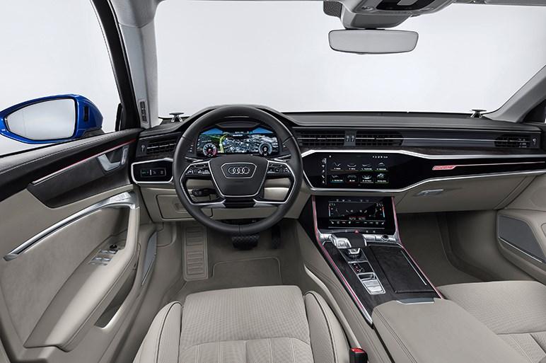 新型A6アバントが登場。アウディにとってセダンよりも重要なモデル