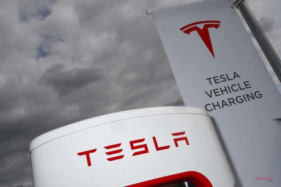 テスラ 5分で120km走行 モデル3用「V3スーパーチャージャー」新急速充電システム