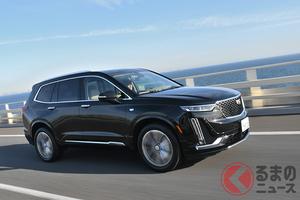 新型キャデラック「XT6」は 堂々たる風格と軽快な走りが魅力のアメリカンSUV【試乗】