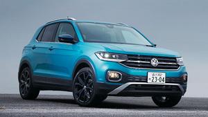 排気量1ℓでも存在感たっぷり!VWのジャストサイズSUV「T-Cross」の完成度
