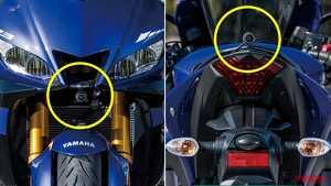 今やバイクの必須アイテム・ドライブレコーダーは前後撮りが当たり前に【EDR-21G】