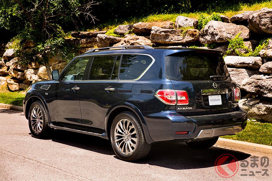 全長5m&700馬力超えが存在!? 北米SUVがアツい! 日本と異なるSUVモデル
