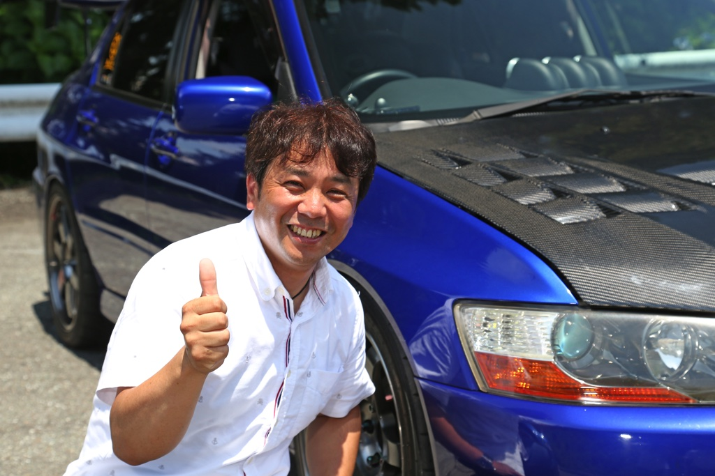「奥様が買い物に使うランエボは2.4Lの鬼トルク仕様!?」プロドライバーをも興奮させる驚異の乗り味
