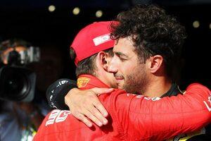 ルノーF1のプロスト、リカルド離脱の可能性を認める「フェラーリからオファーがあれば受けたいはず」