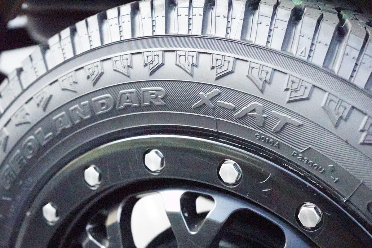 軽トラ&ジムニーにベストなオフタイヤ! ヨコハマ・ジオランダーX-ATに新サイズが登場!
