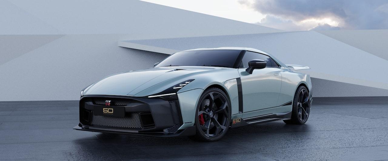ニッサン GT-R50 by イタルデザインの市販モデルがついに2020年後半から納車開始