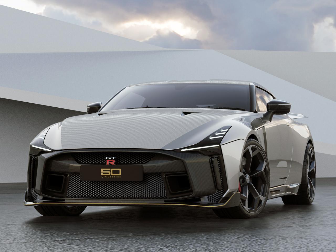 日産 GT-R50 by イタルデザインの市販モデルは2020年後半から納車開始。予約枠は残りわずか!