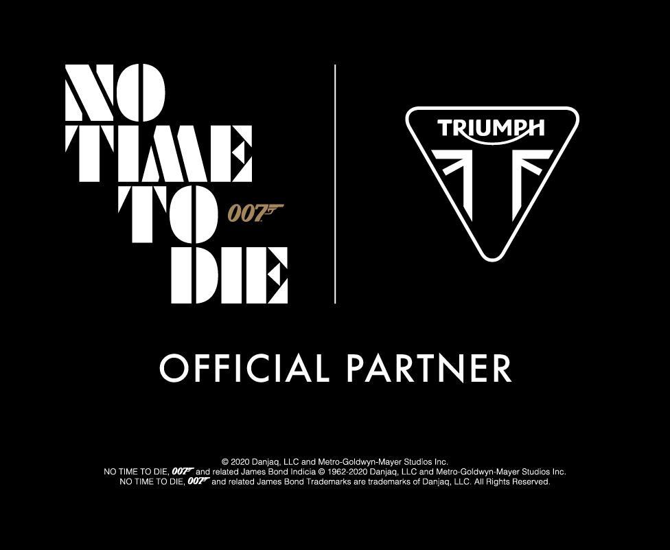 【動画あり】ジェームズ・ボンド主演の映画「007」シリーズ最新作にトライアンフ「タイガー900」と「スクランブラー1200XE」が登場!