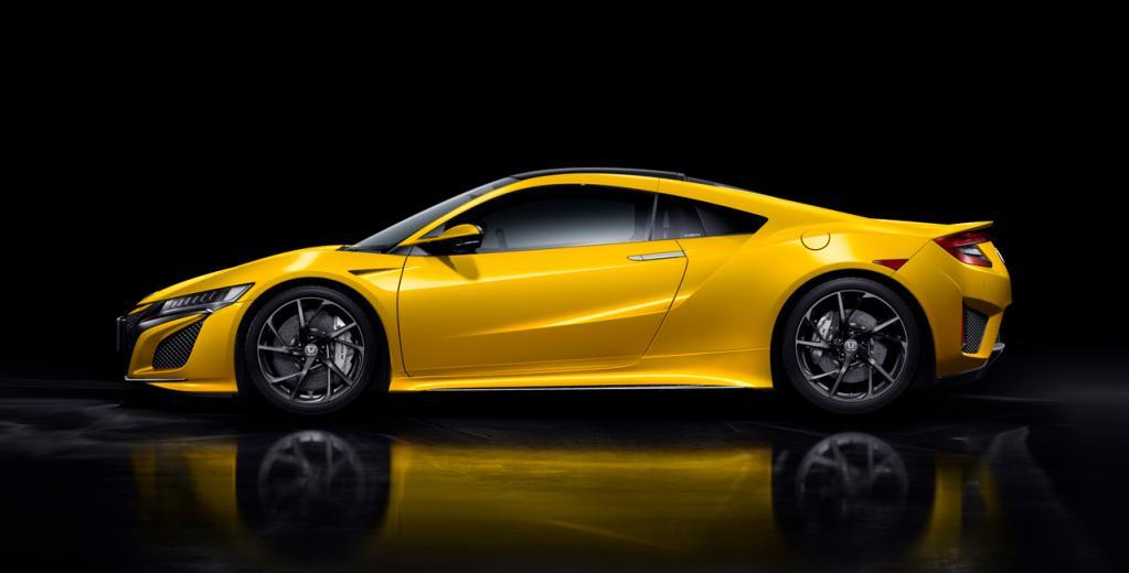 ホンダ「NSX」の2020年モデルが受注開始! ボディカラーに新色のインディイエロー・パールIIが追加