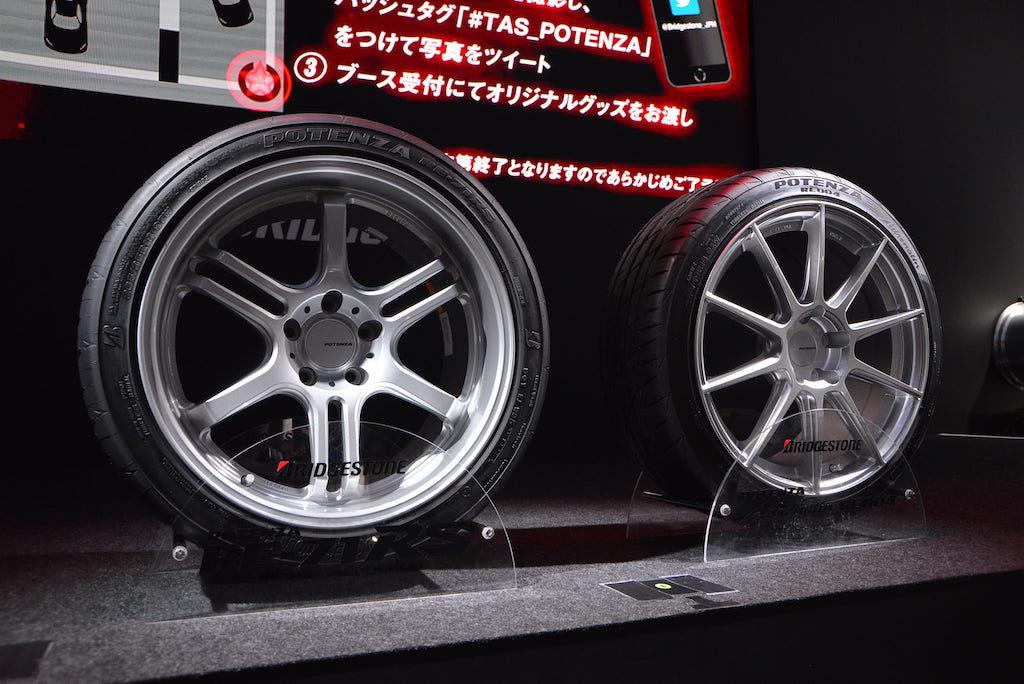 ストリートラジアル史上最速! ポテンザ RE-71 RSデビュー【東京オートサロン2020】