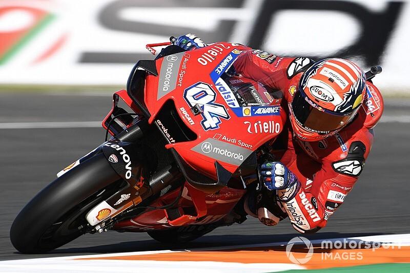 """【MotoGP】「より強くなって戻る」ドゥカティのアンドレア・ドヴィツィオーゾ、""""今年こそ""""ランキング2位返上なるか"""