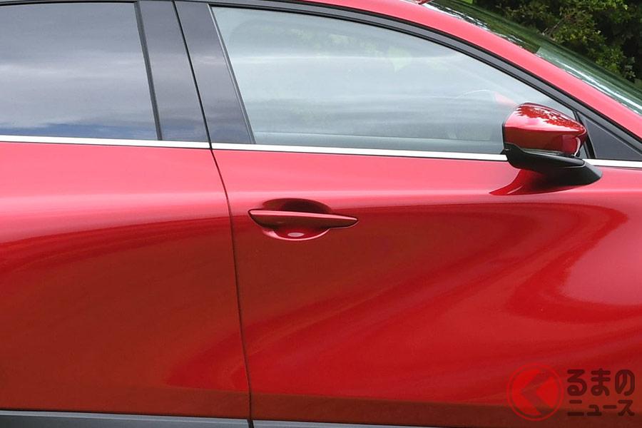 なぜ最近の車に鍵穴は無い!? 目立つ鍵穴が減少している理由とは