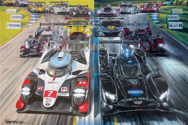 ACOとIMSA、ル・マン・ハイパーカーと次世代DPiの統合プラットフォーム発表へ