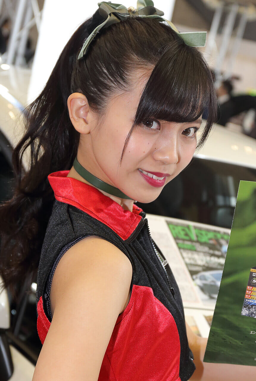 【東京オートサロン2020】綺麗所を集めました! キャンギャル&コンパニオン フォトギャラリー(その10)