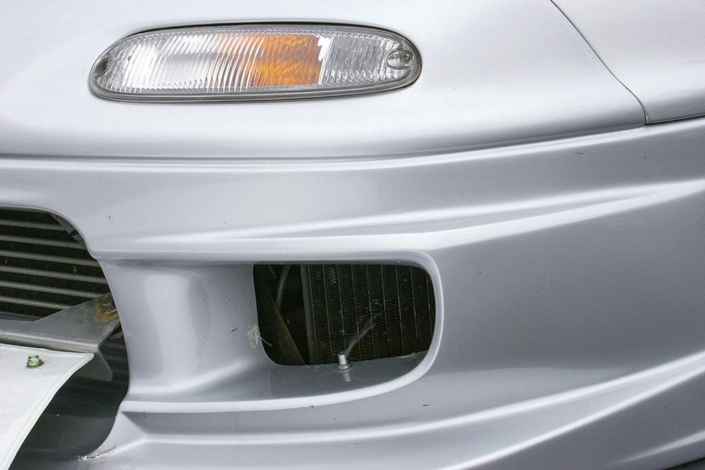 「オートマ最速を目指した高圧縮ターボ仕様の初代ロードスター!」弾けるようなレスポンスが魅力のチューンドNA8C