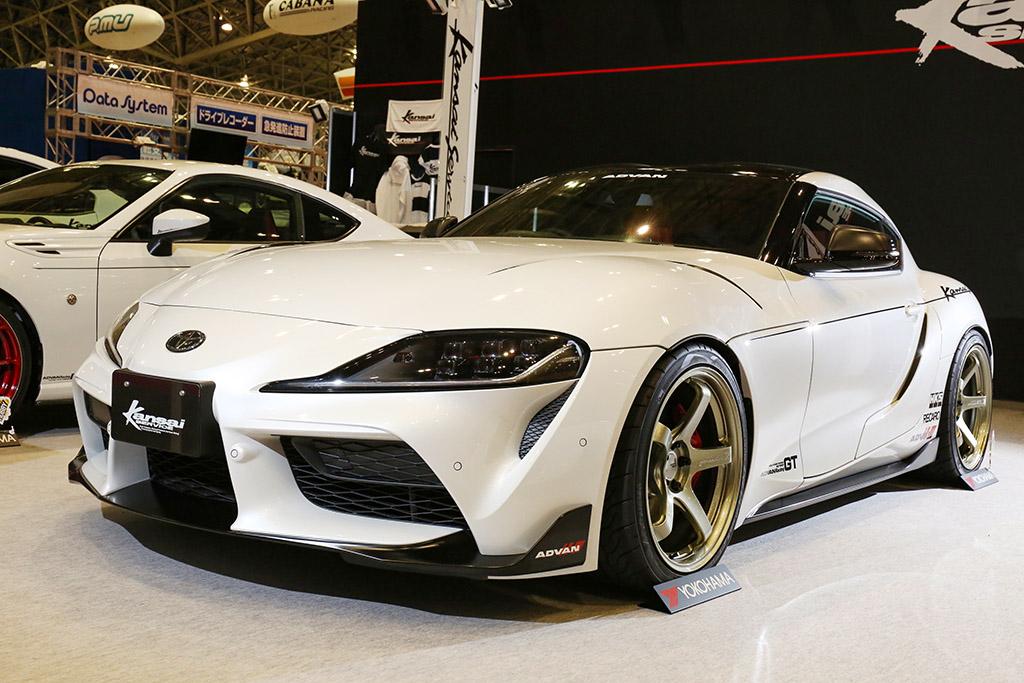 「総数37台!」東京オートサロン2020に展示されたGRスープラを全車掲載!