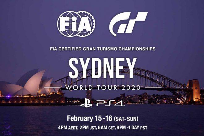 『FIAグランツーリスモ・チャンピオンシップ2020』2月15日開幕。タグ・ホイヤーによる観戦ツアー実施