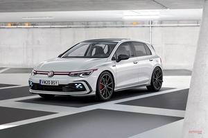 【社内のプレゼンからリークか】VW 新しいゴルフGTI/TCR/GTD/Rの出力が明らかに