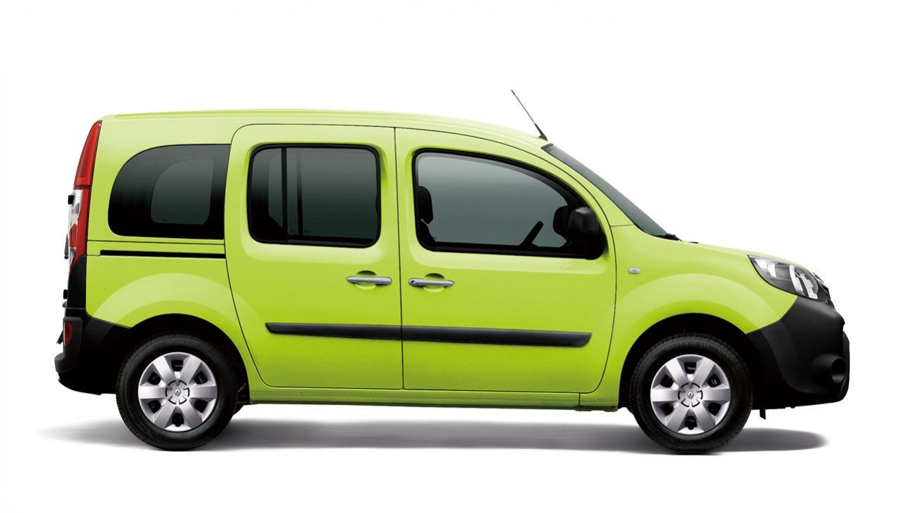 ルノー「カングー」に爽やかなグリーンのボディカラーを採用した限定車「カングー クルール」が登場! 200台限定で税込264万7000円