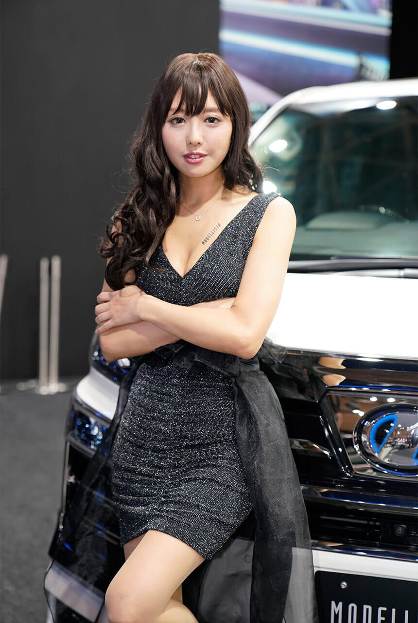 【東京オートサロン2020】綺麗所を集めました! キャンギャル&コンパニオン フォトギャラリー(その13)