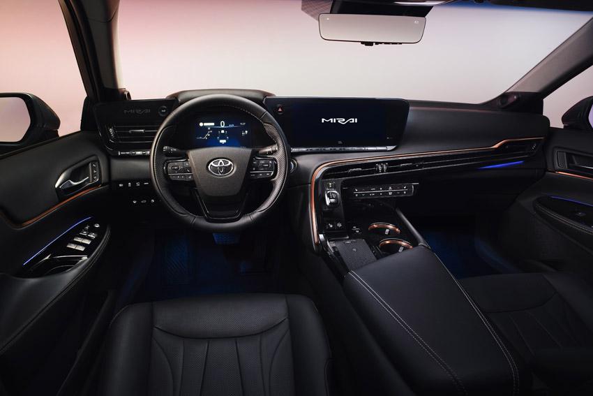 トヨタ 燃料電池車の第2世代 新型「ミライ」概要を公表