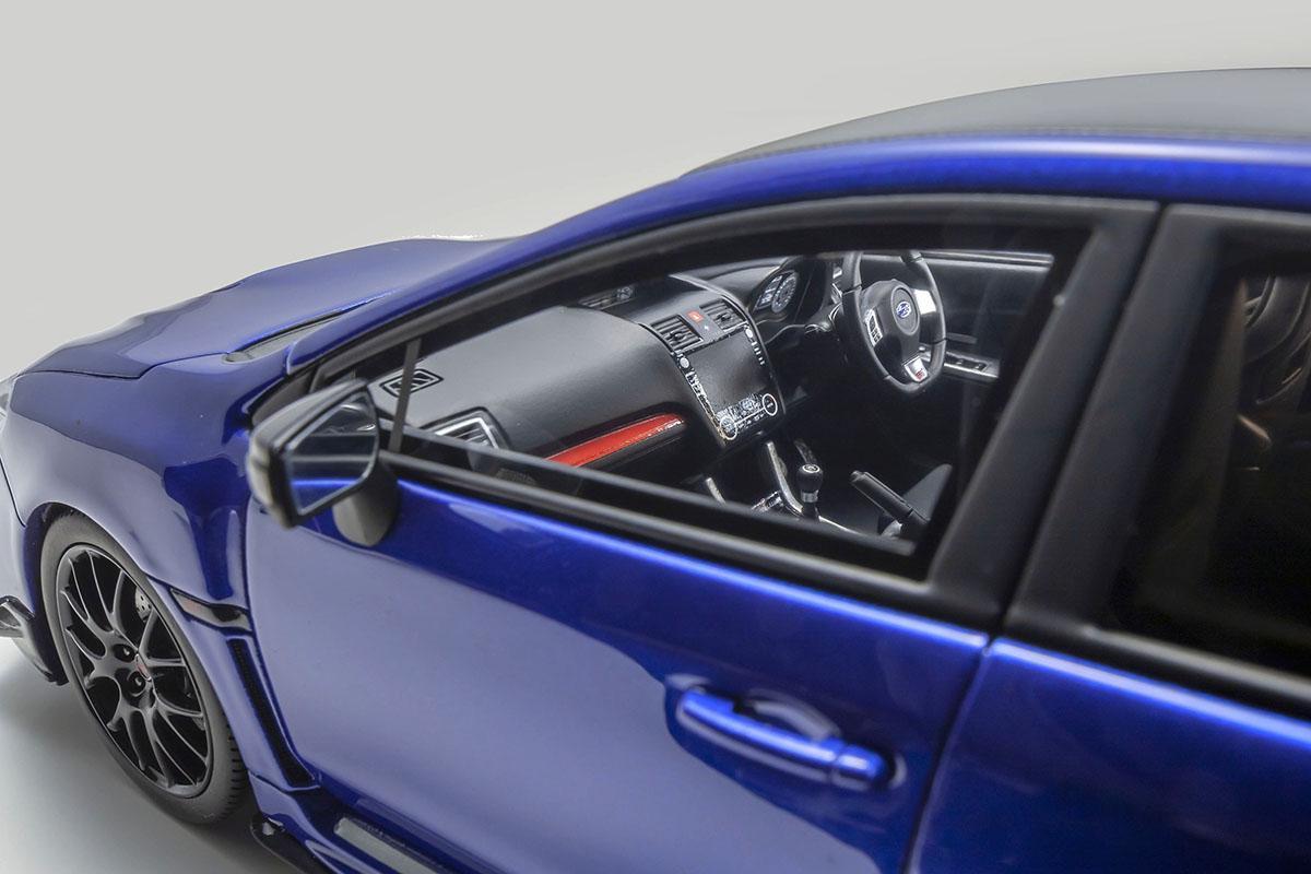 今度はWRブルーだ! 人気の京商samuraiシリーズ「S208」の新色が400台限定で登場