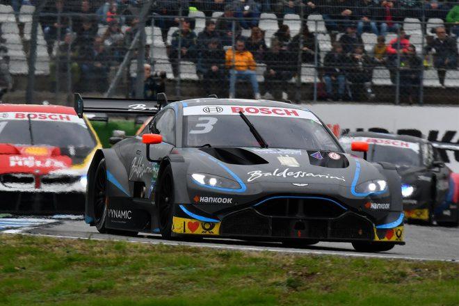 DTMにまたも衝撃! アストンマーティン使用のRモータースポーツが1年でのDTM活動終了を発表