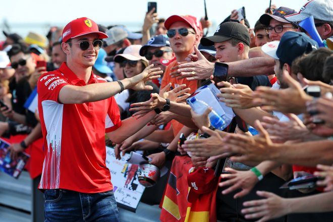 F1モナコGPとフランスGPに「ルクレール・グランドスタンド」が登場
