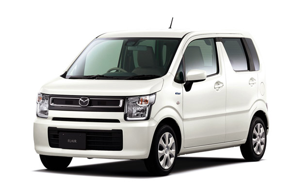 マツダ 軽自動車「フレア」を商品改良