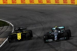 ルノーF1「エンジンパフォーマンスではすでにメルセデスを上回った」