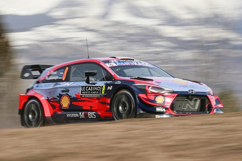 昨年王者オット・タナクが大クラッシュ! 高速でコースオフ|WRC開幕戦ラリー・モンテカルロ