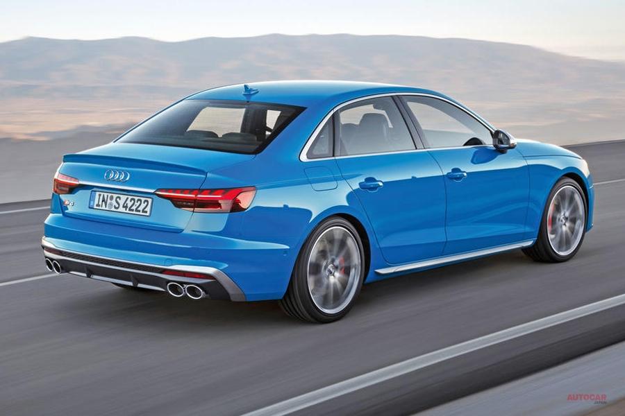 改良新型アウディA4/S4/アバント/オールロード 内外装を刷新、マイルドHV車も