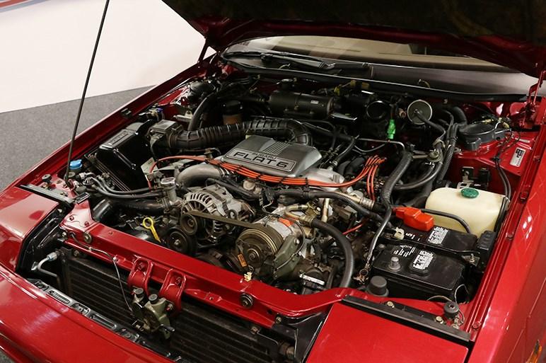 ガンダム系デザインを変態の域へと極めた、知る人ぞ知る80'sカー・スバル アルシオーネのカクカクした世界